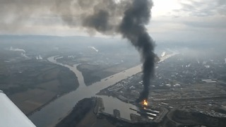 Injuries, Missing People Reported After Fire at Chemical Plant in Germany - Video