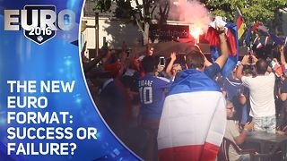 Euro's new format: Success or failure? - Video