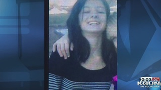 Amber Alert issued for 12-year-old girl from Safford