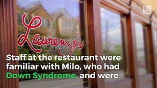 Family Mocks Her Son with Down Syndrome at Restaurant. Waiter Refuses to Listen to It