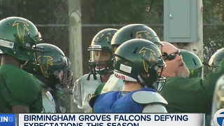 Birmingham Groves football continues to defy expectations - Video