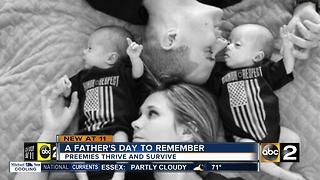After 3 months in the NICU, the Barget family is complete - Video