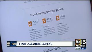 Two apps to help with online shopping, finding a virtual notary - Video