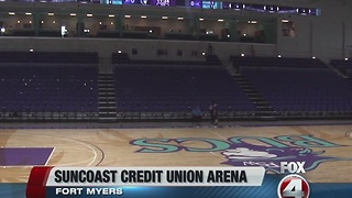 New Suncoast Arena - Video