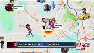 Snapchat update safety concerns - Video