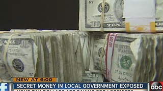 Secret money in local government exposed - Video