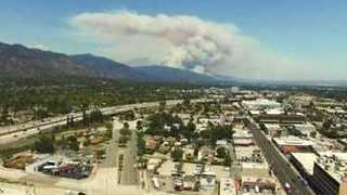 Smoke Billows From Wildfires in Southern California - Video