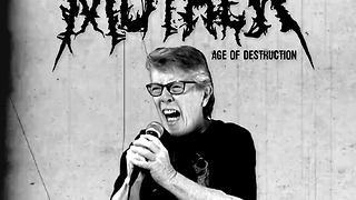 Grindcore-Loving Mom Rocks out in Debut Album - Video
