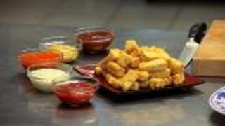 Tofu Recipes - Fried Tofu - Video