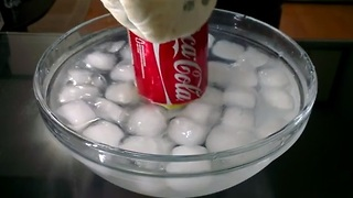 How to Make a Soda Can Implode - Video