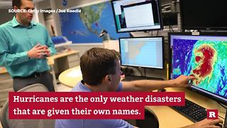 Five facts about hurricanes | Rare News