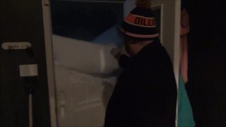 Epic blizzard leaves Canadian home buried in snow - Video