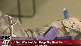 United Way helping keep the heat on in Jackson - Video