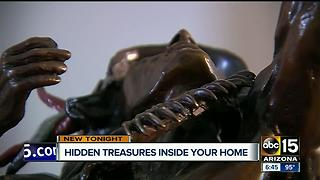 Could your home had hidden treasures worth millions? - Video