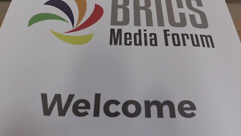 BRICS Media Forum Exhibition (video) (o8o)