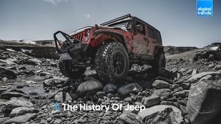 The History Of Jeep