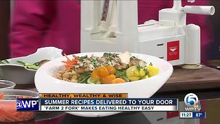 'Farm 2 Fork': Asian vinaigrette recipe - Video
