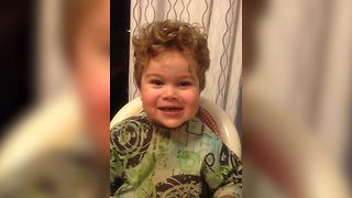 What Does This Toddler Say? - Video