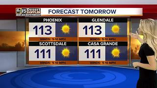 Excessive heat warning continues through Monday - Video
