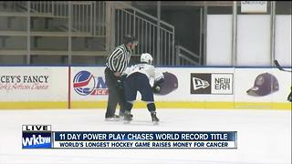 Day one of 11-Day Power Play officially underway! - Video