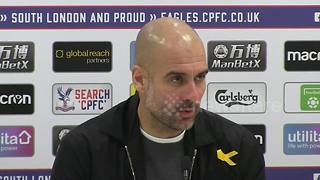 Guardiola reacts to losing De Bruyne and Jesus to injury - Video