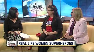 Positively Tampa Bay: Wonder Woman - Video