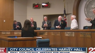 City Council celebrates Harvey Hall