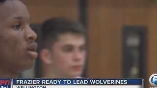 Frazier Ready to Lead Wolverines - Video