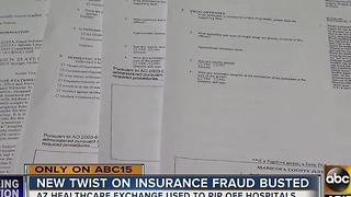 Arizona AG: 9 arrested in $1.8 million insurance fraud scheme - Video