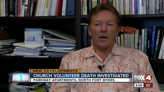 Church members remember Volunteer, death investigation continues