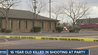 Teen shot, killed at Denver warehouse party identified as Sanghyuk kim - Video