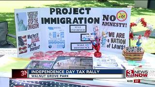 Taxpayers for Freedom Rally - Video