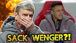 Arsenal NEED To Sack Wenger Because... | #FFO - Video