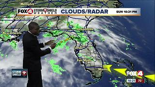 Rain Chances This Week - Video