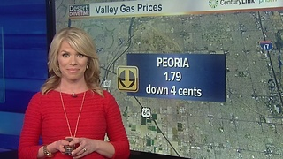 Peoria is the cheapest spot to fill up your gas tank this week - Video