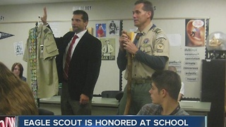 Shelby Co. man could be best Eagle Scout ever - Video