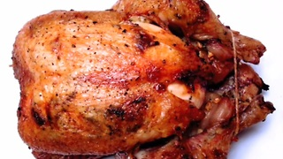 How to make a rosemary and garlic roast chicken - Video