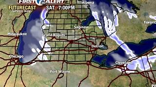 Snow tonight - Video
