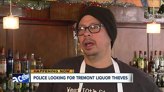 Tremont restaurant owners locking businesses after liquor stolen from Treehouse Bar - Video