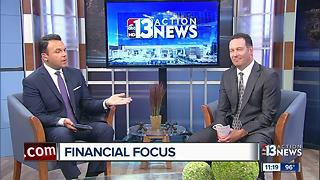 Financial Focus for July 10 - Video