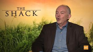Paul Young on screen adaptation of best selling book, 'The Shack' - Video
