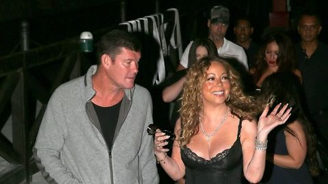 Mariah Carey Wants $50 Million Dollar Inconvience Fee From Ex-Fiance James Packer