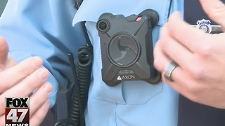 Deputies to receive body cameras in Jackson - Video