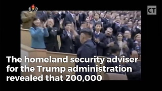 Trump Admin Blames KJU for Cyber Attack - Video