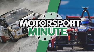 Motorsport in 1 minute: Will heat cancel Rally Sweden? - Video