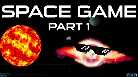 Space Game - Part 1 - The Beginning