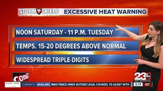 23ABC PM Weather Update 6/15/17 - Video