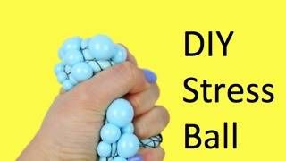 DIY Stress ball - Video