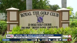 New management brings Cape golf course back to life - Video