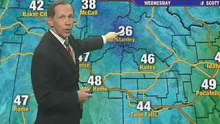 Seasonably Chilly Through Thursday